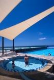 Dunedin;St-Clair;hot-salt-water;pool;water;salt-water;beaches;beach;Summer;swim;swimming;sun;sunny;warm;waves;sea;surf;sand;kids;kid;child;children;play;playing;Pacific;ocean