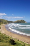beach;beaches;coast;coastal;coastline;Eastland;Gisborne;Makorori-Beach;new-zealand;north-is.;north-island;ocean;oceans;sand;sandy;sea;shore;shoreline;surf;tatapouri-point;wave;waves