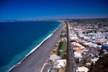 aerials;coast;coastal;coastline;shore;shoreline;beach;beaches;black-sand;sea;ocean;pacific;hawke-bay;waves;wave;marine-parade