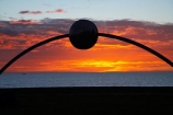 artist-David-Trubridge;break-of-day;dawn;dawning;daybreak;Ecliptic;first-light;Hawke-Bay;Hawkes-Bay;Hawkes-Bay;Marine-Parade;Millennial-Arc;morning;N.I.;N.Z.;Napier;Napier-Waterfront;New-Zealand;NI;North-Is;North-Is.;North-Island;NZ;orange;Pacific-Ocean;sunrise;sunrises;sunup;twilight
