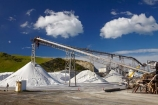 aerial-conveyer;blue;calm;conveyer;conveyer-belts;conveyers;food;industrial;industry;Lake-Grassmere;Lake-Grassmere-Salt-Works;Lake-Grassmere-Saltworks;Marlborough;N.Z.;New-Zealand;NZ;S.I.;salt;salt-factories;salt-factory;salt-mountains;salt-pile;salt-piles;salt-stacks;salt-stockpiles;Salt-Works;saltworks;SI;Sodium-chloride;South-Is;South-Island;Sth-Is;still;stockpile;stockpiles;white