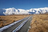 Canterbury;cold;countryside;gravel-road;gravel-roads;Hakatere-Conservation-Park;Lake-Heron;metal-road;metal-roads;metalled-road;metalled-roads;Mid-Canterbury;Mount-Catherine;Mt-Catherine;Mt.-Catherine;N.Z.;New-Zealand;NZ;road;roads;rural;S.I.;season;seasonal;seasons;SI;snow;snowy;South-Is;South-Island;Taylor-Range;white;winter;wintery
