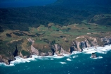 west-coast;south-Island;aerial;aerials;sea;ocean;tasman-sea;coast;coastal;coastline;shore;shoreline;shore-line;coast-line;cliff;cliffs;bluff;bluffs;rugged
