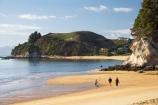 beach;beaches;coast;coastal;coastline;Golden-Sand;Kaiteriteri;N.Z.;Nelson-Region;New-Zealand;NZ;ocean;oceans;people;person;S.I.;sand;sandy;sea;seas;shore;shoreline;SI;South-Is.;South-Island;Tasman-Bay