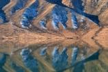 benmore-range;calm;calmness;cold;lake;Lake-Benmore;lakes;new-zealand;peaceful;peacefulness;perfect;reflection;reflections;season;seasonal;seasons;South-Island;still;Waitaki-Valley;Winter