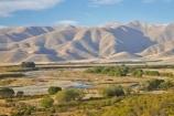 Ahuriri-River;Clay-Cliffs;N.Z.;New-Zealand;North-Otago;NZ;Omarama;Otago;river;rivers;S.I.;SI;South-Island;St-Bathans-Range;Waitaki-District;Wether-Range