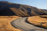 agriculture;Ahuriri-Valley;bend;bends;Birchwood-Road;corner;corners;country;countryside;drought;dry;dusty;farm;farming;farmland;farms;field;fields;gravel-road;gravel-roads;meadow;meadows;metal-road;metal-roads;metalled-road;metalled-roads;New-Zealand;North-Otago;Otago;paddock;paddocks;pasture;pastures;road;roads;rural;South-Island;summer;Waitaki-District