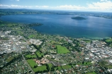 aerials;lakes;town;towns;cities;city;township;thermal;tourism