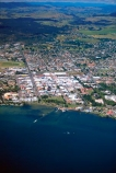 aerials;lakes;town;towns;cities;city;township;thermal;tourism;village;height;view;above;overhead;over;fly-over