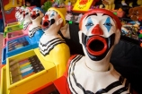 amusement;amusement-park;amusement-parks;amusements;ball-game;Bay-of-Plenty;Bay-of-Plenty-District;bright;chance;clown;clown-face;clown-faces;clown-head;clown-heads;clowns-face;clowns-head;clowns;clowns-face;clowns-head;color;colored;colors;colour;coloured;colours;entertainment;face;faces;fair;fairground;fairground-attraction;fairgrounds;fairs;fun;funfair;funfairs;gamble;gambling;game;game-of-chance;games;games-of-chance;laughing-clown;laughing-clowns;mouth;mouths;N.I.;N.Z.;New-Zealand;NI;North-Island;NZ;open-mouth;open-mouths;red;Rotorua;side-show;side-shows;side_show;side_shows;sideshow;sideshows;stall;stalls;white;yellow