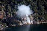 aerial;aerial-image;aerial-images;aerial-photo;aerial-photograph;aerial-photographs;aerial-photography;aerial-photos;aerial-view;aerial-views;aerials;Bay-of-Plenty-Region;geothermal;geothermal-activity;lake;Lake-Rotomahana;lakes;N.I.;N.Z.;New-Zealand;NI;North-Is;North-Island;Nth-Is;NZ;Rotorua;steam;steaming;Steaming-Ciffs;steamy;thermal;thermal-activity;thermal-area;volcanic;volcanic-activity