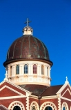 Francis-William-Petre;neo_classical;architect;architecture;architectural;Byzantine;late-Greek-style;category-one;category-1;Historic-Places-Trust;parish;church;dome;spire;domed;religious;religion;christian;christianity;brick;red_brick