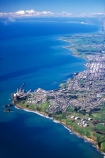 sea;ocean;tasman;coast;coastline;city;cities;shoreline