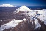 cone;crater;craters;flow;lava;mountain;peak;snow;volcanic;volcano;winter