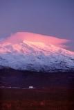 cone;ice;middle-earth;mountain;peak;snow;volcanic;volcano;volcanoes