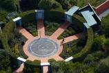 aerial;aerial-image;aerial-images;aerial-photo;aerial-photograph;aerial-photographs;aerial-photography;aerial-photos;aerial-view;aerial-views;aerials;botanic-garden;botanic-gardens;botanical-garden;botanical-gardens;circle;circles;circular;courtyard;courtyards;garden;gardens;Hamilton;Hamilton-Garden;Hamilton-Gardens;N.Z.;New-Zealand;North-Is;North-Island;Nth-Is;NZ;public-garden;public-gardens;Waikato