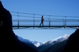 tramp;tramper;tramps;tramping;hike;hiker;hikes;hiking;walk;walks;walker;walking;bridges;swing-bridge;mountain;mountains;recreation;outdoor;outdoors;outside;wilderness;high;height;rivers;suspension;footbridge;foot_bridge;foot-bridge;silhouette;person;people