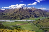 buchanan-mountains;buchanan-ranges;matukituki;Matukituki-River;Matukituki-Valley;matukutuki-valley;n.z.;new-zealand;nz;south-island;treble-cone;view;wanaka;yellow