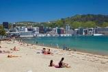 beach;beaches;coast;coastal;harbor;harbors;harbour;harbours;hot;N.I.;N.Z.;New-Zealand;NI;North-Is.;North-Island;Nth-Is;NZ;Oriental-Bay;Oriental-Parade;Oriental-Pde;people;person;Port-Nicholson;summer;sunbaking;sunbathing;Te-Ahumairangi-Hill;Te-Whanganui_a_Tara;Tinakori-Hill;Wellington;Wellington-Harbor;Wellington-Harbour;Wellington-Waterfront