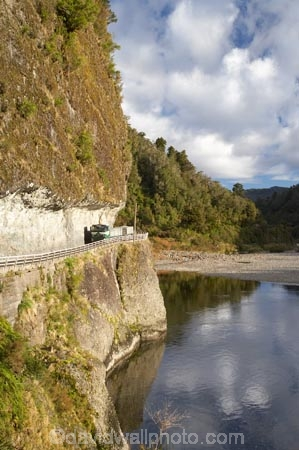 bluff;bluffs;buller;Buller-District;Buller-Gorge;Buller-Region;Buller-River;cliff;cliffs;cutting;engineering;gorges;Hawks-Crag;hawkes;Hawks-Crag;highways;lorries;lorry;Lower-Buller-Gorge;N.Z.;New-Zealand;NZ;river;rivers;road;roading;roads;S.I.;SI;South-Is;South-Island;State-Highway-6;State-Highway-Six;transport;transportation;travel;truck;trucks;West-Coast;Westland;Westport