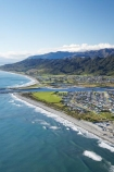 aerial;aerial-photo;aerial-photograph;aerial-photographs;aerial-photography;aerial-photos;aerial-view;aerial-views;aerials;beach;beaches;Blaketown;coast;coastal;coastline;coastlines;coasts;Cobden-Hill;Grey-River;Grey-River-Bar;Grey-River-Mouth;Greymouth;Greymouth-Bar;Greymouth-Harbour-Bar;Mawheranui;N.Z.;New-Zealand;NZ;ocean;oceans;Rapahoe-Range;S.I.;sand;sandy;sea;seas;shore;shoreline;shorelines;shores;SI;South-Island;surf;Tasman-Sea;Twelve-Apostles-Range;water;wave;waves;West-Coast;Westland