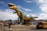 AB;Alberta;art;art-work;art-works;Canada;Canadian;Canadian-Badlands;cementosaur;cementosaurs;Dinosaur;dinosaur-capital-of-canada;dinosaur-capital-of-the-world;Dinosaur-Statue;Dinosaur-Statues;Dinosaurs;Drumheller;North-America;public-art;public-art-work;public-art-works;public-sculpture;public-sculptures;Red-Deer-River-Valley;school-bus;school-buses;sculpture;sculptures;statue;statues;T.-Rex;T.Rex;Tyrannosaurus;Tyrannosaurus-rex;Western-Canada