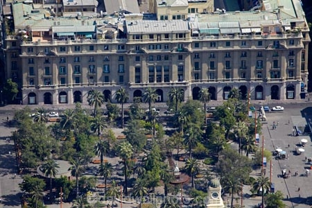 aerial;aerial-photo;aerial-photograph;aerial-photographs;aerial-photography;aerial-photos;aerial-view;aerial-views;aerials;Armas-Plaza;building;buildings;capital;capital-cities;capital-city;Capital-of-Chile;capitals;Chile;Chilean-National-History-Museum;cities;city;cityscape;heritage;historic;historic-building;historic-buildings;historical;historical-building;historical-buildings;history;Museo-Hist�rico-Nacional;museum;museums;old;Plaza-de-Armas;Santiago;South-America;square;Sth-America;tradition;traditional