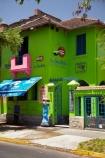 architectural;architecture;bar;Barrio-Bellavista;bars;Bellavista;bright-green;cafe;cafes;calle-Dardignac;capital-cities;capital-city;Capital-of-Chile;Chile;colorful;colourful;comidas-y-bebidas-de-Mexico;Dardignac-St;footpath;footpaths;green;La-Mordida-Mexican-Bar-and-Restaurant;La-Mordida-Restaurant;La-Mordida-Restaurante;restaurant;restaurante;restaurants;Santiago;sidewalk;sidewalks;South-America;Sth-America;street;street-scene;street-scenes;streets;tavern;taverns
