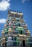 hindu;architecture;color;colour;colours;colors;Viti-Levu;temples;tower;towers;world-travel;world-locations;trave;travels;hinduism;pacific;islands