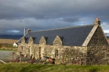 An-t_Eilean-Sgitheanach;Britain;building;buildings;cloud;cloudy;Eilean-Che�;Elishader;Ellishadder;G.B.;GB;Great-Britain;heritage;Highlands;historic;historic-building;historic-buildings;historical;historical-building;historical-buildings;history;Inner-Hebrides;Island-of-Skye;Isle-of-Skye;museum;museums;old;Scotland;Scottish-Highands;Skye;Staffin;Staffin-Museum;stone-building;stone-buildings;tradition;traditional;Trotternish-Peninsula;U.K.;UK;United-Kingdom