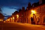 boutique;boutiques;Britain;British-Isles;commerce;commercial;Dornoch;dusk;evening;G.B.;GB;Great-Britain;High-St;High-Street;Highland;Highlands;night;night-time;retail;retail-store;retailer;retailers;Scotland;Scottish-Highlands;shop;shopping;shops;store;stores;street-scene;street-scenes;Sutherland;twilight;U.K.;UK;United-Kingdom