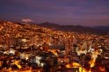 Andean-Mountains;Andes;Andes-Mountain-Range;Andes-Mountains;Andes-Range;Bolivia;capital;Capital-of-Bolivia;Chuqi-Yapu;cities;city;Cordillera-Oriental;Cordillera-Real;dark;dusk;evening;Illimani;La-Paz;Latin-America;light;lighting;lights;Mount-Illimani;mountain;mountains;Mt-Illimani;night;night-time;night_time;Nuestra-Señora-de-La-Paz;snow;snow-capped;snow_capped;South-America;Sth-America;The-Americas;twilight