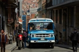 bike;bikes;Bolivia;Bolivian-Bus;bus;buses;capital;Capital-of-Bolivia;Chuqi-Yapu;cities;city;La-Paz;Latin-America;micros;motorbike;motorbikes;motorbus;motorbuses;motorcycle;motorcycles;narrow-street;narrow-streets;Nuestra-Señora-de-La-Paz;omnibus;omnibuses;passenger-bus;passenger-buses;passenger-transport;public-transport;public-transportation;South-America;steep-street;steep-streets;Sth-America;street-scene;street-scenes;The-Americas;traditional-bus;transportation