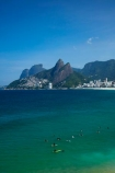 Atlantic-Ocean;Brasil;Brazil;coast;coastal;coastline;coastlines;Ipanema;Ipanema-Beach;Latin-America;ocean;oceans;Rio;Rio-de-Janeiro;sea;seas;shore;shoreline;shorelines;shores;South-America;Sth-America;surf;surfer;surfers;surfing;turquoise;turquoise-water;water;wave;waves
