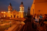 1535;basilica;Basilica-of-Lima;basilicas;building;buildings;cafe;cafes;cathedral;Cathedral-Basilica-of-Lima;Cathedral-of-Lima;cathedrals;christian;christianity;church;churches;colonial-architecture;dark;dusk;evening;faith;heritage;historic;historic-building;historic-buildings;Historic-centre-of-Lima;historical;historical-building;historical-buildings;history;Latin-America;light;lighting;lights;Lima;night;night-time;night_time;old;people;person;Peru;place-of-worship;places-of-worship;plaza;Plaza-de-Armas;Plaza-de-Armas-of-Lima;Plaza-Mayor;Plaza-Mayor-of-Lima;plazas;religion;religions;religious;Republic-of-Peru;restaurant;restaurants;Roman-Catholic;South-America;square;squares;Sth-America;tourist;tourists;tradition;traditional;twilight;UN-world-heritage-area;UN-world-heritage-site;UNESCO-World-Heritage-area;UNESCO-World-Heritage-Site;united-nations-world-heritage-area;united-nations-world-heritage-site;world-heritage;world-heritage-area;world-heritage-areas;World-Heritage-Park;World-Heritage-site;World-Heritage-Sites