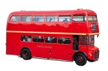 1963;britain;bus;buses;double-decker;double_decker;england;great-britain;icon;iconic;london;London-Transport;old;passenger;public;red;Routemaster;transportation;uk;United-Kingdom;cutout;cut;out