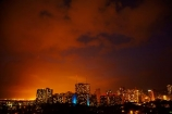 accommodation;America;American;apartment;apartments;cities;city;cityscape;cityscapes;dusk;evening;Hawaii;Hawaiian-Islands;HI;high-rise;high-rise-accommodation;high-rises;high_rise;high_rises;highrise;highrises;Hilton-Hotel;Hilton-Hotels;holiday-accommodation;Honolulu;hotel;hotels;Island-of-Oahu;light;lighting;lights;multi_storey;multi_storied;multistorey;multistoried;night;night_time;nightfall;Oahu;Oahu;Oahu-Island;orange;Pacific;residential;residential-apartment;residential-apartments;residential-building;residential-buildings;State-of-Hawaii;States;sunset;sunsets;twilight;U.S.A;United-States;United-States-of-America;USA;Waikiki;Waikiki-Beach