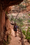 America;American-Southwest;Canyon-Overlook-Track;Canyon-Overlook-Trail;child;children;female;females;girl;girls;hand-rail;hand-rails;handrail;handrails;hiker;hikers;hiking-path;hiking-paths;hiking-track;hiking-tracks;hiking-trail;hiking-trails;kid;kids;national-parks;overhang;overhangs;path;paths;pathway;pathways;people;person;Pine-Creek-Canyon;route;routes;South-west-United-States;South-west-US;South-west-USA;South-western-United-States;South-western-US;South-western-USA;Southwest-United-States;Southwest-US;Southwest-USA;Southwestern-United-States;Southwestern-US;Southwestern-USA;States;teenager;teenagers;the-Southwest;tourism;tourist;tourists;track;tracks;trail;trails;tramping-track;tramping-tracks;tramping-trail;tramping-trails;U.S.A;United-States;United-States-of-America;USA;UT;Utah;walker;walkers;walking-path;walking-paths;walking-track;walking-tracks;walking-trail;walking-trails;walkway;walkways;Zion;Zion-N.P.;Zion-National-Park;Zion-NP