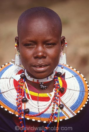 africa;african;africans;black;costume;costumes;cultural;culture;east-africa;ethnic;female;jewellery;maasai;masai;necklace;necklaces;people;person;persons;portrait;portraits;rift-valley;tradition;traditional;traditional-costume;traditional-costumes;tribal;tribe