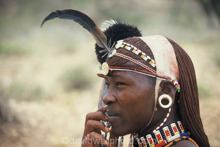 africa;african;africans;black;ethnic;male;people;person;persons;necklace;necklaces;jewellery;portrait;portraits;tradition;traditional;costume;costumes;traditional-costume;traditional-costumes;culture;cultural;tribe;tribal;east-africa;rift-valley;samburu;north-kenya