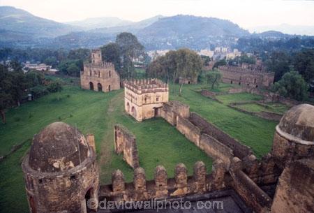 emperor;emperors;historic;historical;castle;highlands;rule;ancient;ethiopian;stone;ruin;ruins;archaelogical