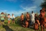 Africa;African;African-bush;Botswana;bush;Bushman;Bushmen;cultural;cultural-exchange;culture;forager-society;Ghanzi;hunter_gatherer;Hunting-and-gathering;people;person;San;San-Bushman;San-Bushmen;San-Living-Museum;San-people;Southern-Africa;Thakadu;Thakadu-Bush-Camp;tourism;tourist;tourists;tradition;traditional;Traditional-Bushman-Culture;traditional-clothing;traditional-costume;traditional-dress;Traditional-San-Culture;travel;tribe