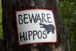 Africa;beware-hippos;Botswana;Chobe-Safari-Lodge;hippo;hippo-warning-sign;hippos;Kasane;sign;signs;Southern-Africa;warning-sign;warning-signs;wildlife-sign;wildlife-signs;wildlife-warning-sign;wildlife-warning-signs