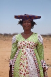 adorn;adornment;adornments;Africa;African;costume;costumes;cultural;cultural-exchange;culture;cultures;Erongo-Region;female;hat;hats;Herero;Herero-woman;Herero-women;Hereros;indigenous;indigenous-people;indigenous-tribe;Namib-Desert;Namibia;native;shell;Southern-Africa;tibe;tradition;traditional;traditional-clothing;traditional-costume;traditional-dress;traditions;tribal;Uis