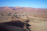Sossusvlei;Namib_Naukluft-National-Park;national-park;Namibia;Southern-Africa;Africa;African;plain;plains;landscape;sand;sand-dune;sand-dunes;dune;dunes;sparse;empty;desert;deserted;bush;bushes;africa;african;wilderness;sandy;vast;barren;desolate;desolation;dried;dry;outdoor;outdoors;outside;surface;surfaces
