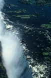 victoria-falls;Zimbabwe;Zambia;southern-Africa;africa;african;aerial;waterfall;waterfalls;water;natural;wonder-of-the-world;seven-natural-wonders-of-the-world;mist;misty;spray;refraction;high;nature;power;aerials;vertical;;flow;chasm;zambezi-river