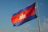 Angkor-Wat;Asia;Asian-flag;blue;Cambodia;Cambodian;Cambodian-flag;Cambodian-floating-village;Cambodian-floodplain;Cambodian-village;Chong-Khneas;Chong-Khneas-Floating-Village;Chong-Khnies;Chong-Kneas;Chong-Kneas-Floating-Village;flag;Flag-of-Cambodia;flags;Floating-Village;Floating-Villages;freshwater-lake;freshwater-lakes;icon;iconic;Indochina-Peninsula;Kampuchea;Kingdom-of-Cambodia;lake;lakes;Lower-Mekong-Basin;Mekong-Plain;red;Siem-Reap;Siem-Reap-Province;Southeast-Asia;symbol;symbols;Tonle-Sap;Tonle-Sap-Lake;Tonlé-Sap;Tonlé-Sap-Lake;UNESCO-Biosphere-Reserve