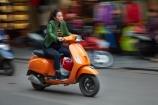 Asia;Asian;bike;bikes;blur;blurred;blurry;female;Hanoi;Hanoi-Old-Quarter;motion-blur;motorbike;motorbikes;motorcycle;motorcycles;motorscooter;motorscooters;Old-Quarter;orange;people;person;scooter;scooters;South-East-Asia;Southeast-Asia;speed-blur;step_through;step_throughs;street;street-scene;street-scenes;streets;vespa;vespas;Vietnam;Vietnamese;woman;women