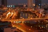 Asia;Asian;bridge;bridges;calm;Calmette-Bridge;car;car-lights;cars;cities;city;dark;District-1;District-One;downtown;dusk;evening;H.C.M.-City;H-Chí-Minh;HCM;HCM-City;Ho-Chi-Minh;Ho-Chi-Minh-City;light;light-trails;lighting;lights;long-exposure;night;night-time;night_time;Ong-Lanh-Bridge;placid;quiet;reflected;reflection;reflections;Saigon;serene;smooth;South-East-Asia;Southeast-Asia;still;street;street-scene;street-scenes;streets;tail-light;tail-lights;tail_light;tail_lights;time-exposure;time-exposures;time_exposure;traffic;tranquil;twilight;Vietnam;Vietnamese;view;viewpoint;viewpoints;water