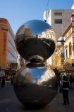 Adelaide;art;art-work;art-works;Australasian;Australia;Australian;Ball-Sculpture;Balls-Sculpture;mall;malls;Malls-Balls;pedestrian-mall;pedestrian-malls;public-art;public-art-work;public-art-works;public-sculpture;public-sculptures;reflection;reflections;Rundle-Mall;Rundle-Mall-Ball-Sculpture;Rundle-Mall-Sphere;Rundle-St-Mall;Rundle-St.-Mall;Rundle-Street-Mall;S.A.;SA;sculpture;sculptures;shopping-mall;shopping-malls;South-Australia;sphere;Spheres;State-Capital